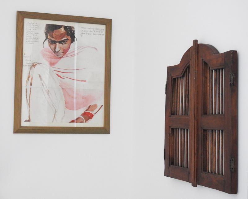 La Villa Madura vous propose sa Chambre Pondichery